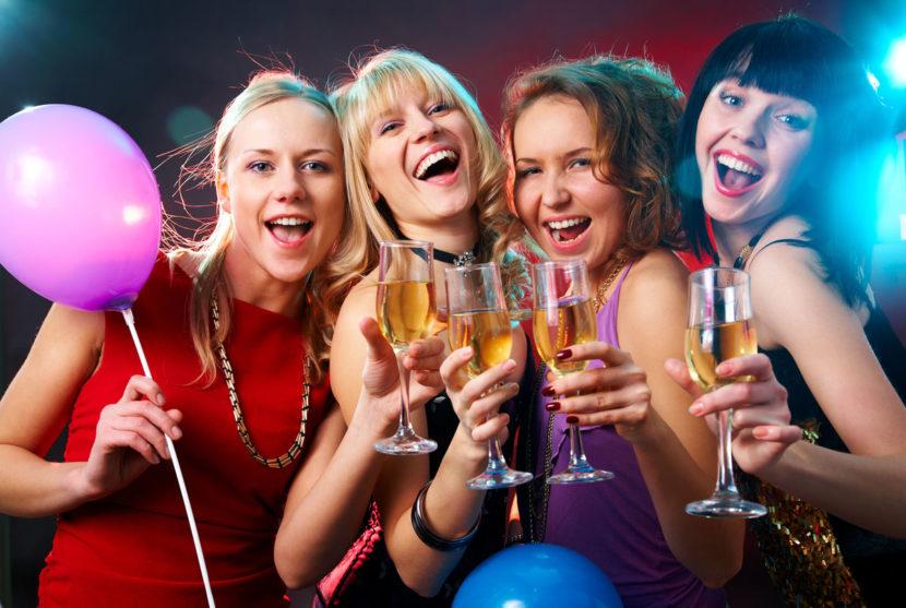 Корпоративная вечеринка поздравление